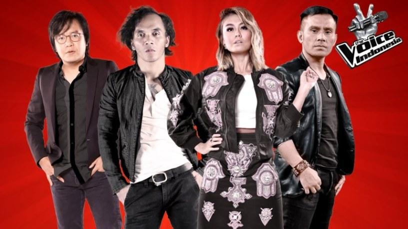 Kontestan Terbaik The Voice Indonesia 2016 di Blind Audition, Battle, dan Knockout