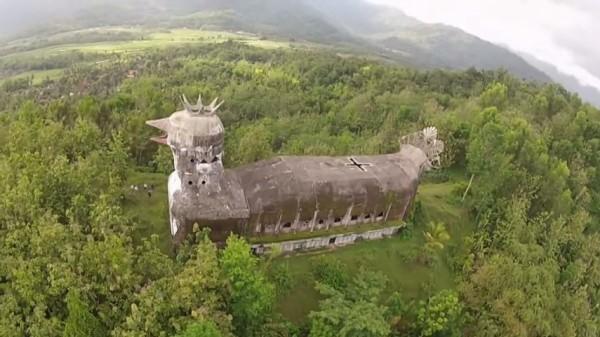 Mengenal Sejarah Bangunan Gereja Ayam, Tempat Syuting AADC 2