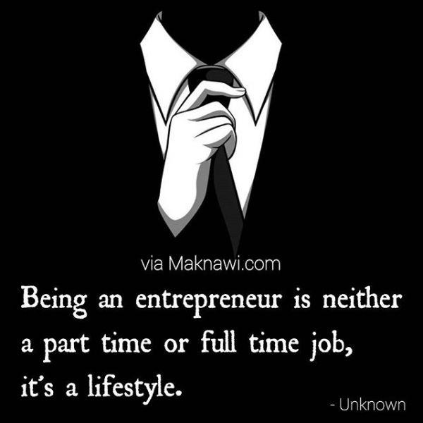 Menjadi Entrepreneur adalah Gaya Hidup, Ini 5 Hal yang Perlu Kamu Ketahui