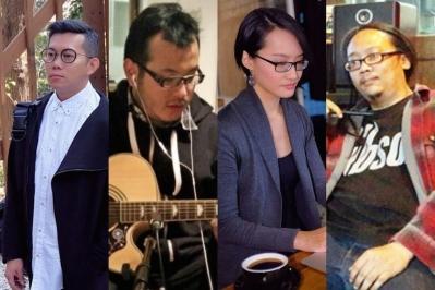 Alexander Thian Amrazing, Dwika Putra, Jenny Jusuf, Yogi Natasukma