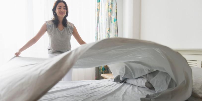 4 Manfaat Merapikan Tempat Tidur di Pagi Hari