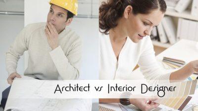 Apa Bedanya Arsitek dan Desainer Interior