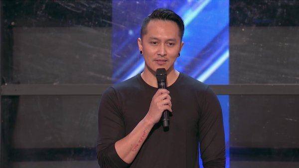 America's Got Talent Demian Aditya Audisi Indonesia