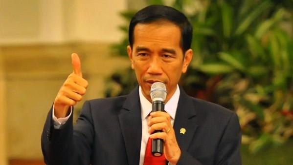 Presiden Jokowi: Jangan Kita Saling Mendemo