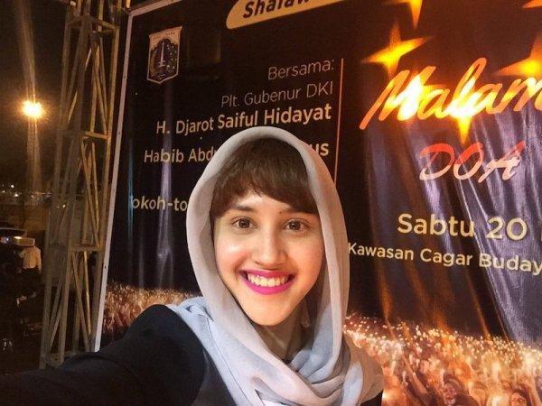 Tsamara Amany: Yang Namanya Islam Itu Selalu Menjaga NKRI