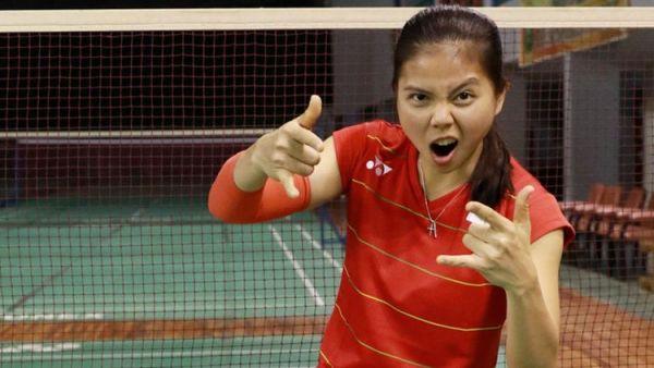 atlet badminton pemain bulutangkis greysia polii indonesia
