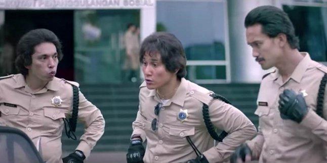 Film Indonesia Warkop DKI Reborn